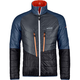 Ortovox M's Piz Boval Jacket Crazy Orange Blend